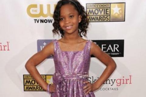 أصغر مرشحة لجائزة أوسكار تشارك في فيلم جديد